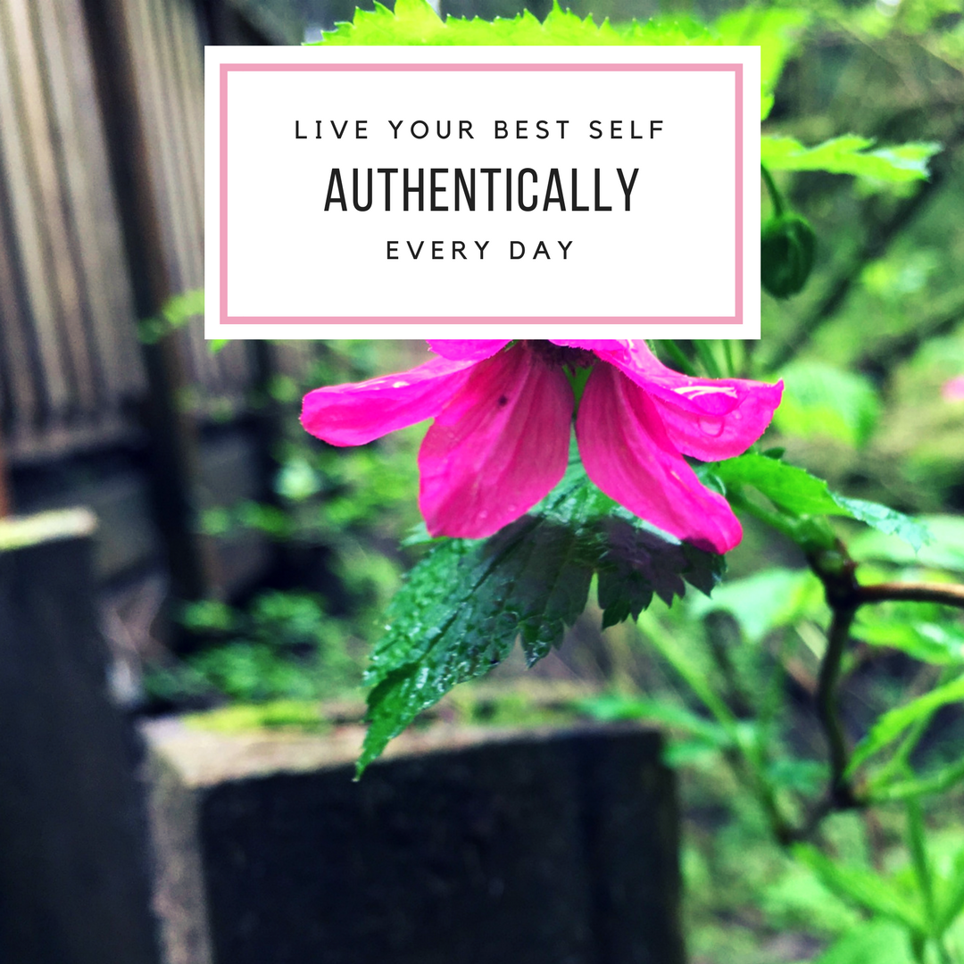 Live Your Best Self