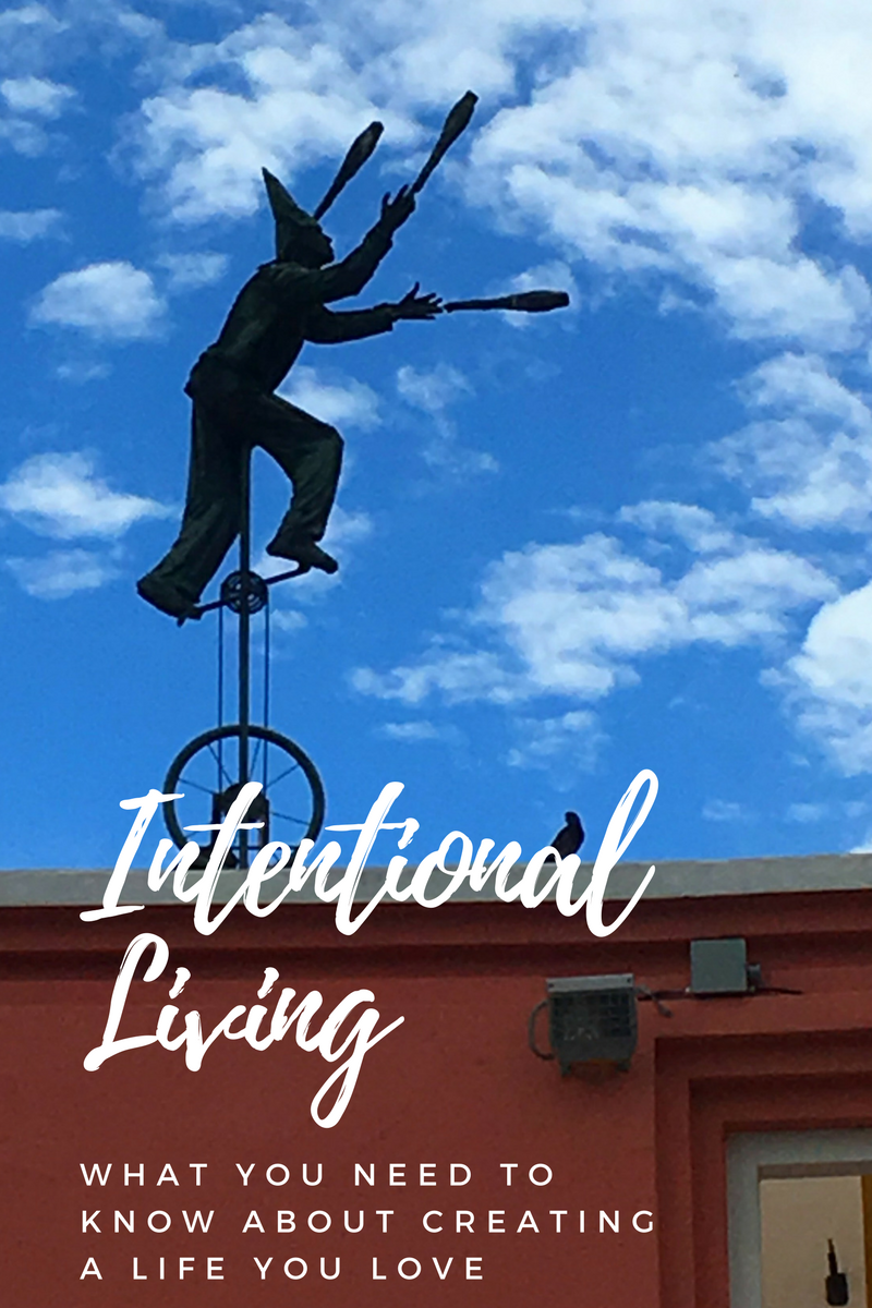 What Does it Mean to Live Intentionally?