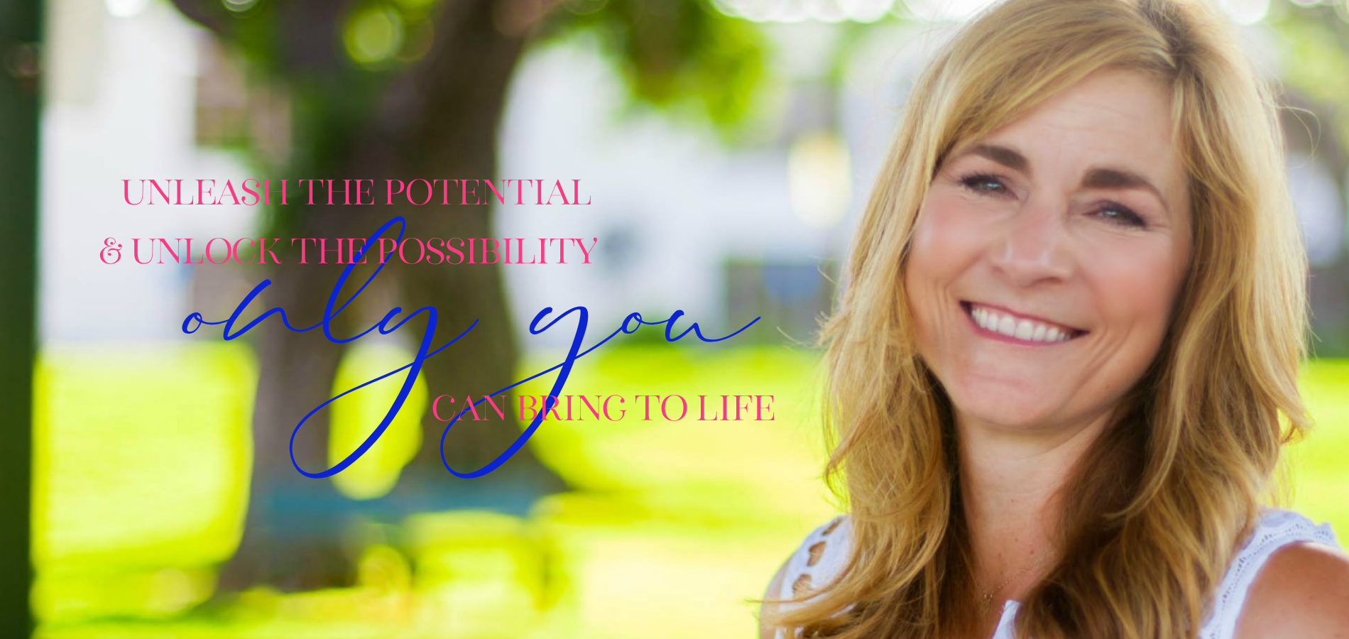 Unlock potential and possibility